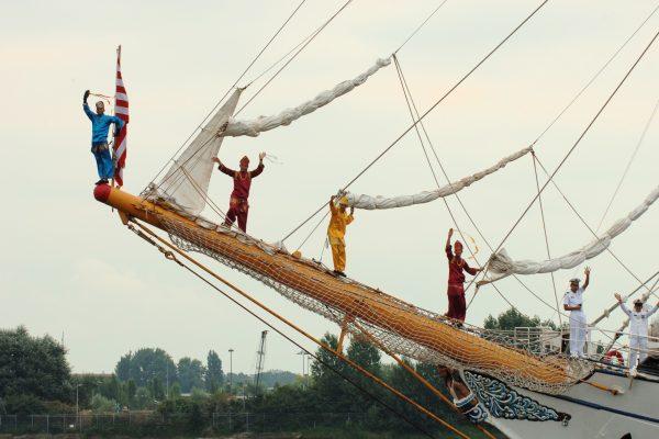 Sail In Amsterdam